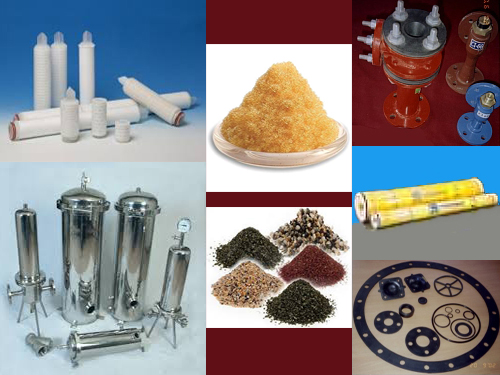 Spare Parts & Consumables